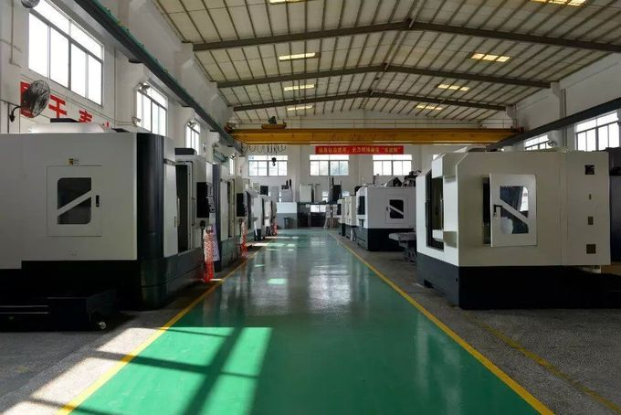 8m/min Cutting Feed High Precision CNC Milling Machine For Molds VMC-1260L3